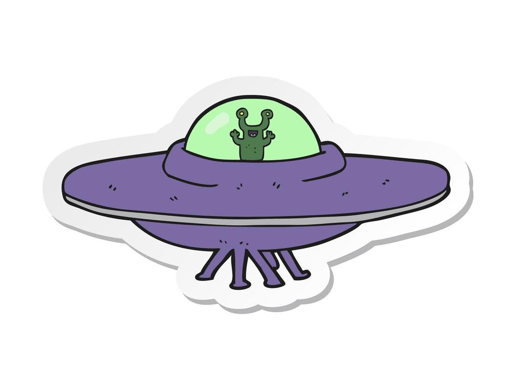 UFO clipart free image