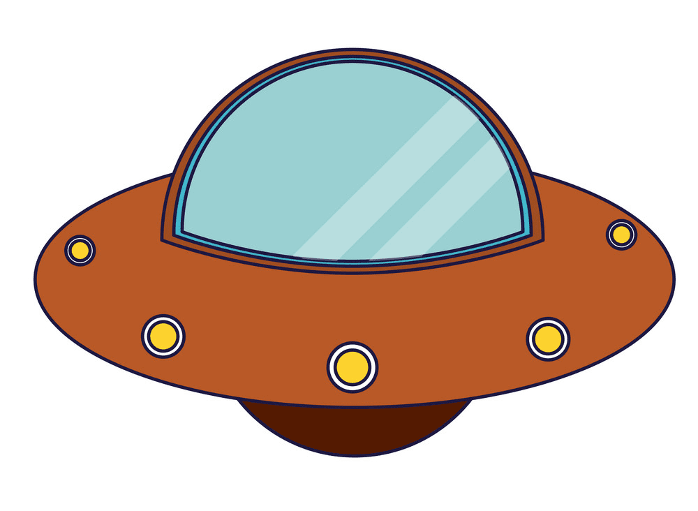 UFO clipart free images