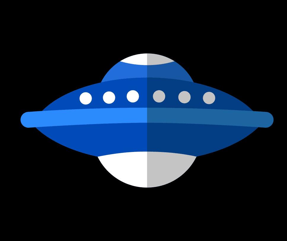 UFO clipart images