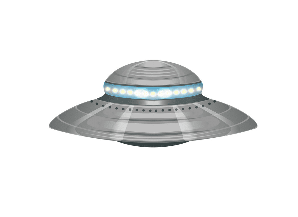UFO clipart png 1