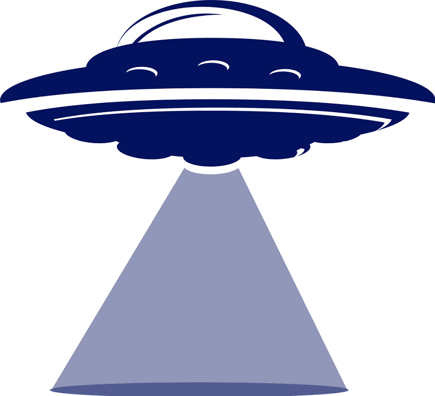 UFO clipart png 2