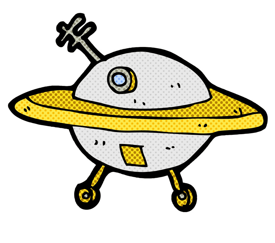UFO clipart png free
