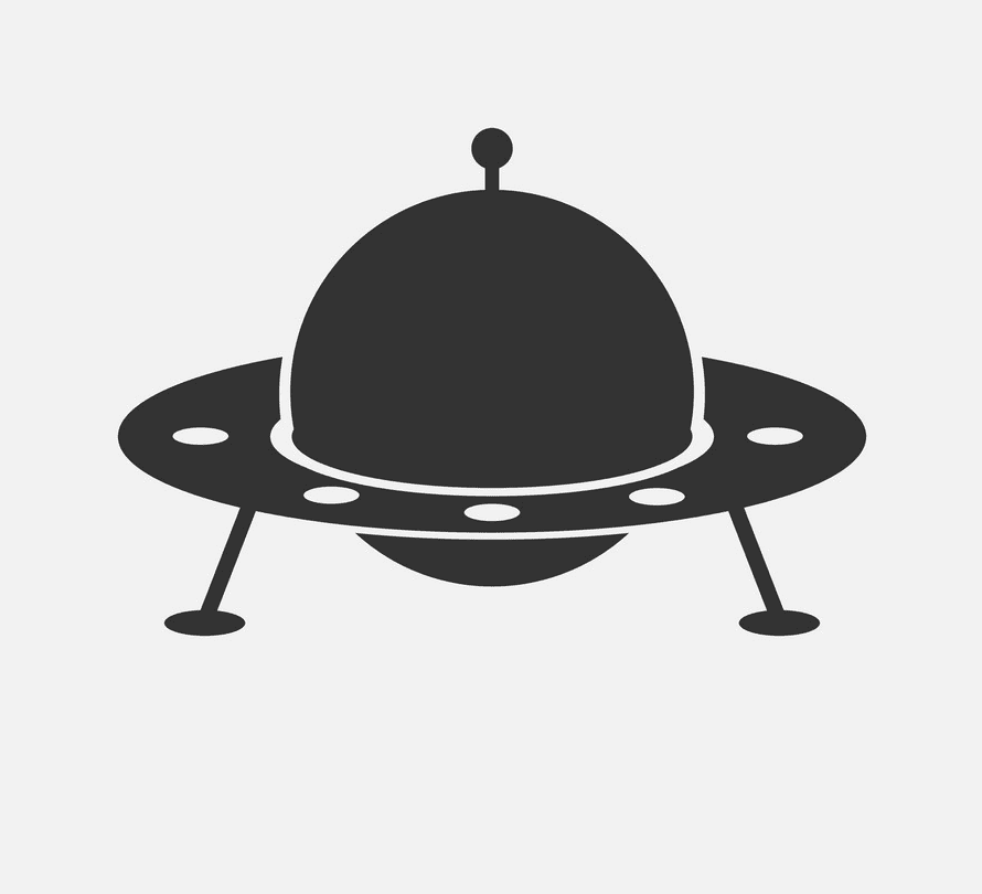 UFO clipart png image