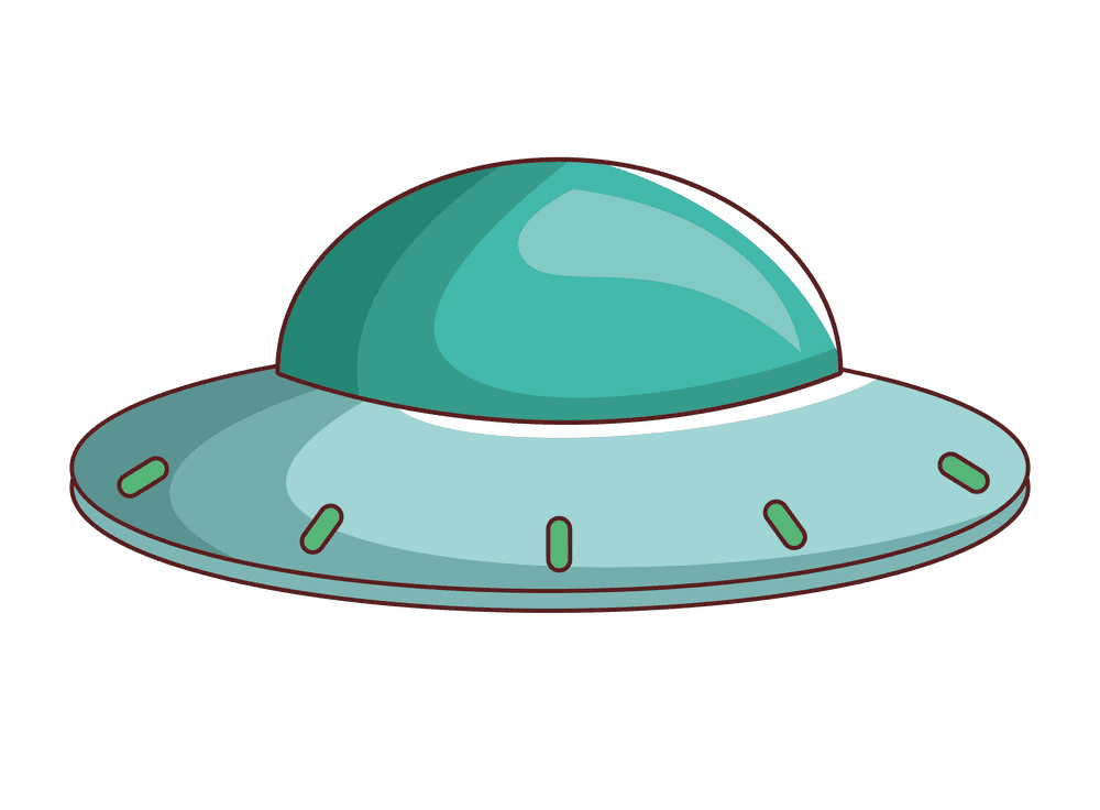 UFO clipart png picture