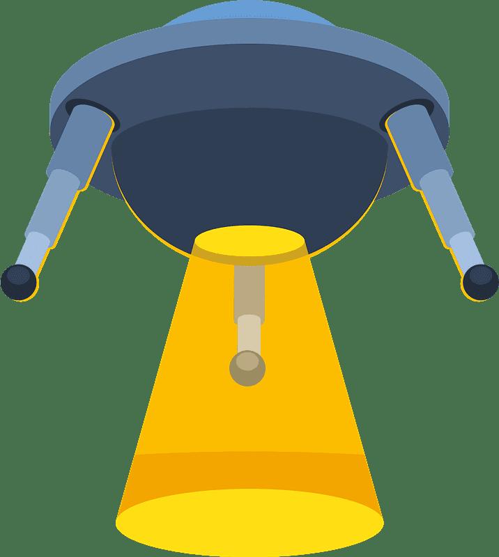 UFO clipart transparent 1