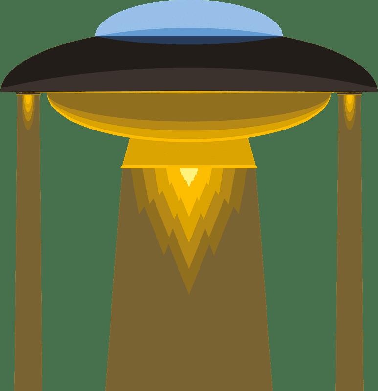 UFO clipart transparent 2