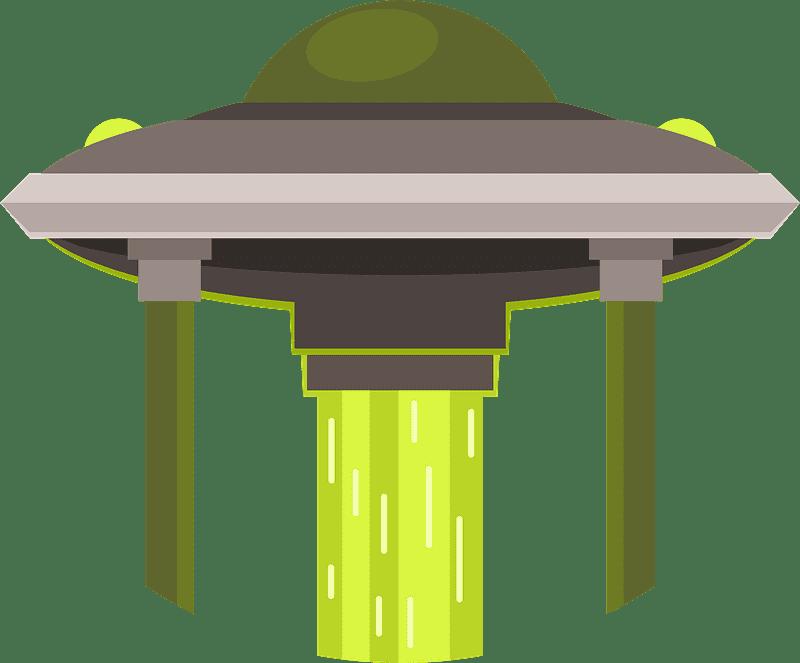UFO clipart transparent 3