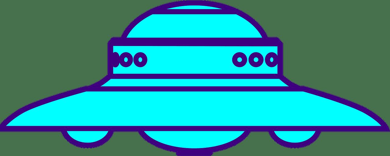 UFO clipart transparent 5