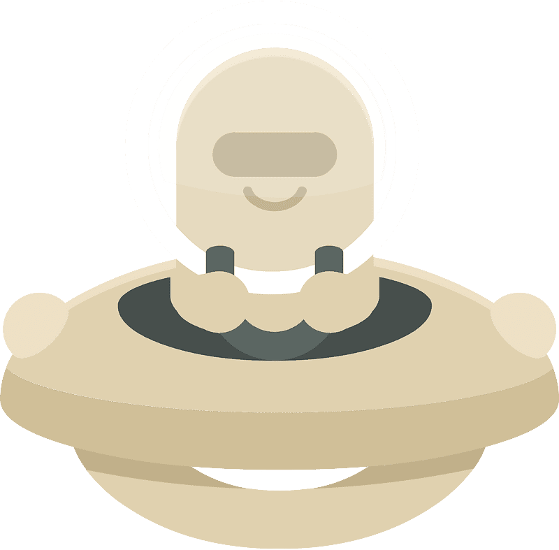 UFO clipart transparent 7