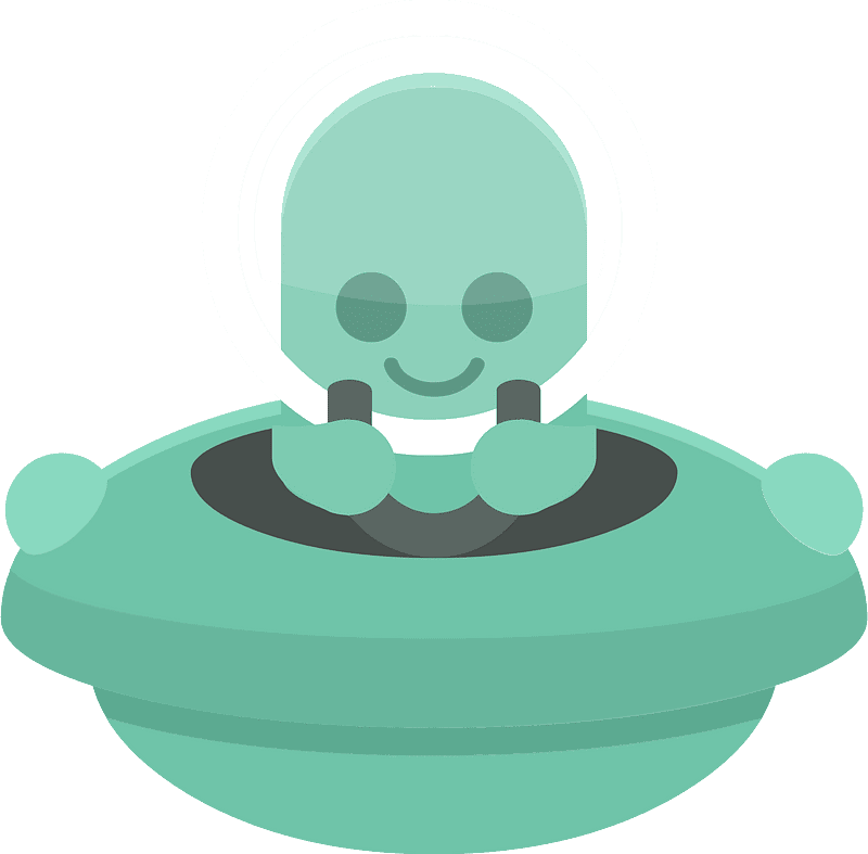 UFO clipart transparent 8