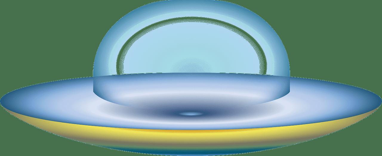 UFO clipart transparent background