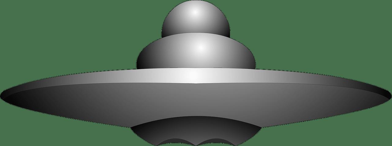 UFO clipart transparent for kids