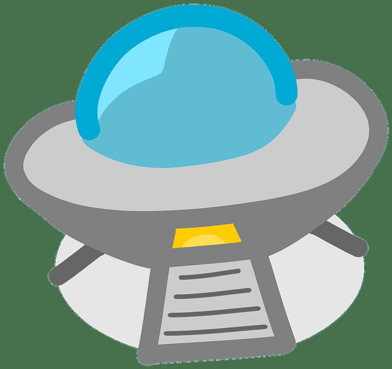 UFO clipart transparent image