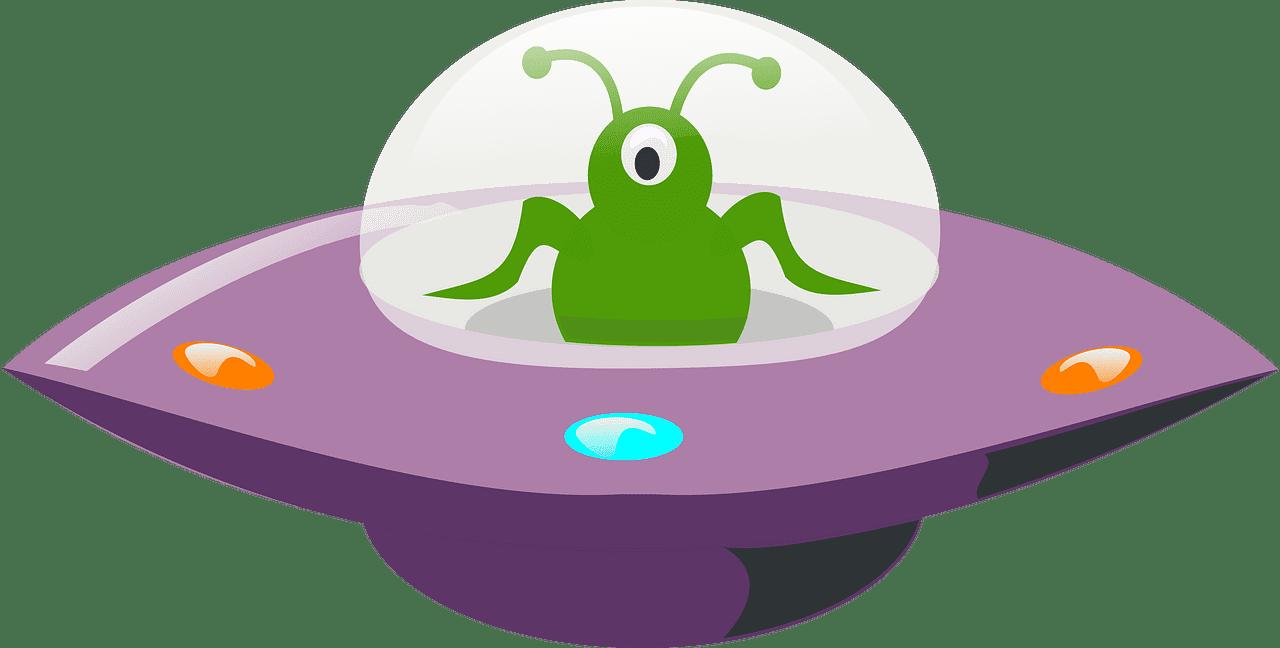 UFO clipart transparent images