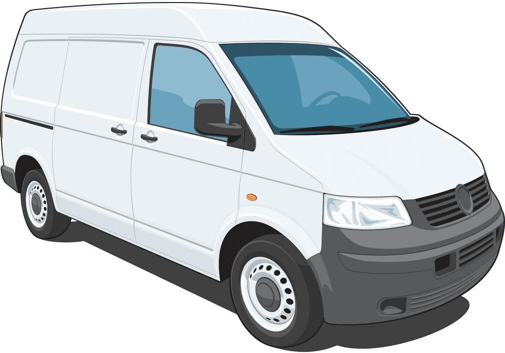 Van clipart free