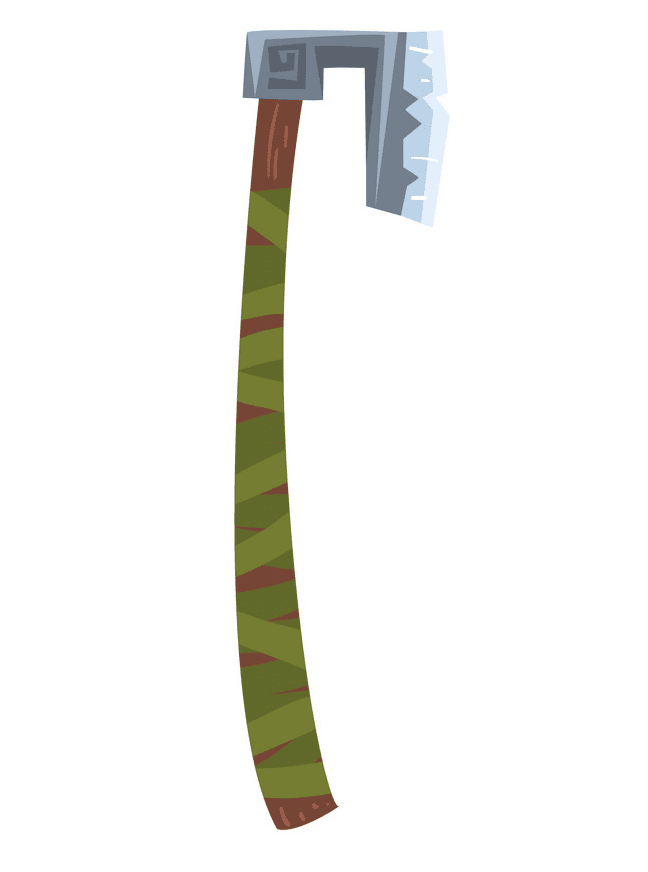 Viking Axe clipart download