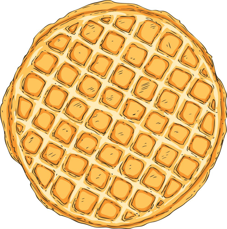 Waffle clipart png images