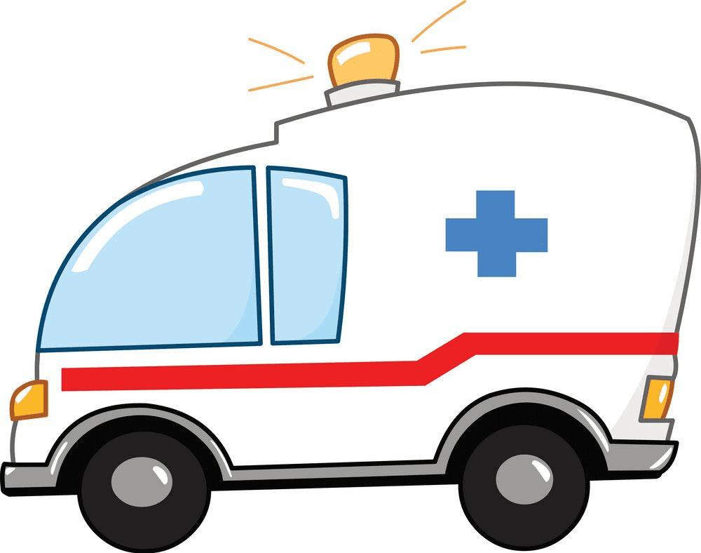 Ambulance clipart 5