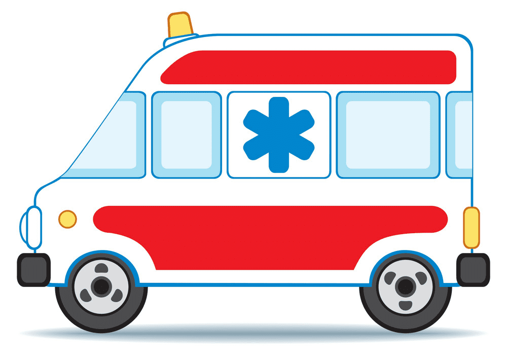 Ambulance clipart for free
