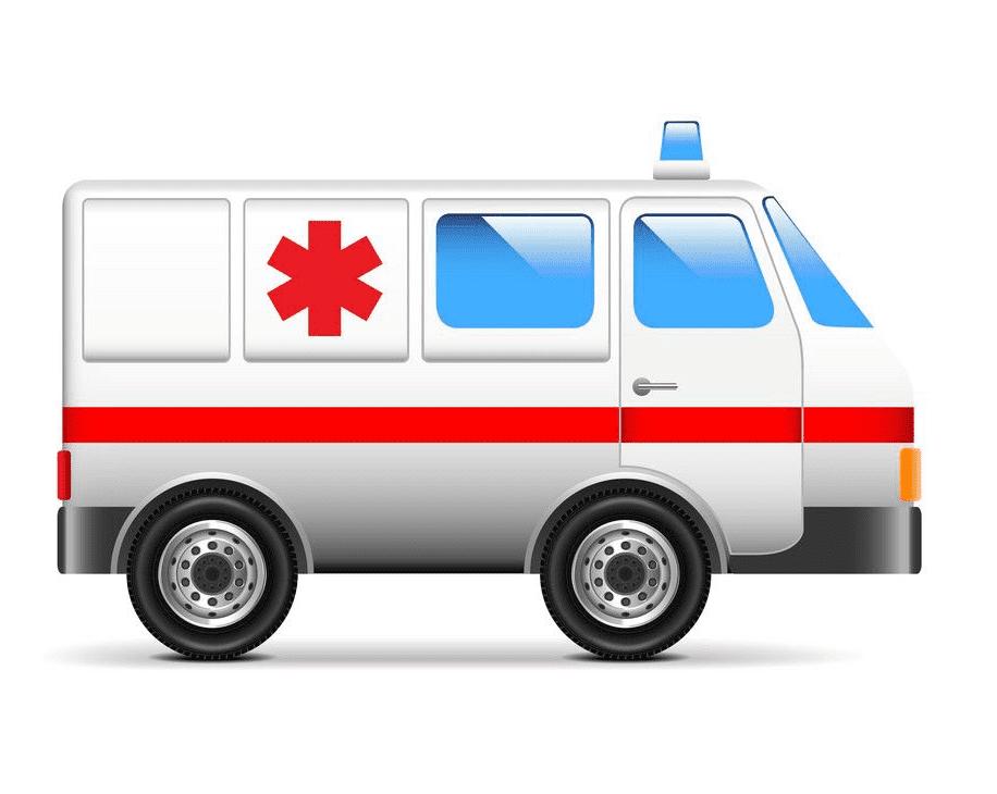 Ambulance clipart free image