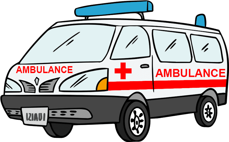 Ambulance clipart free picture