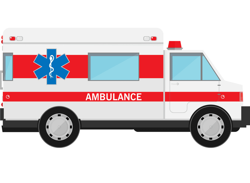 Ambulance clipart images