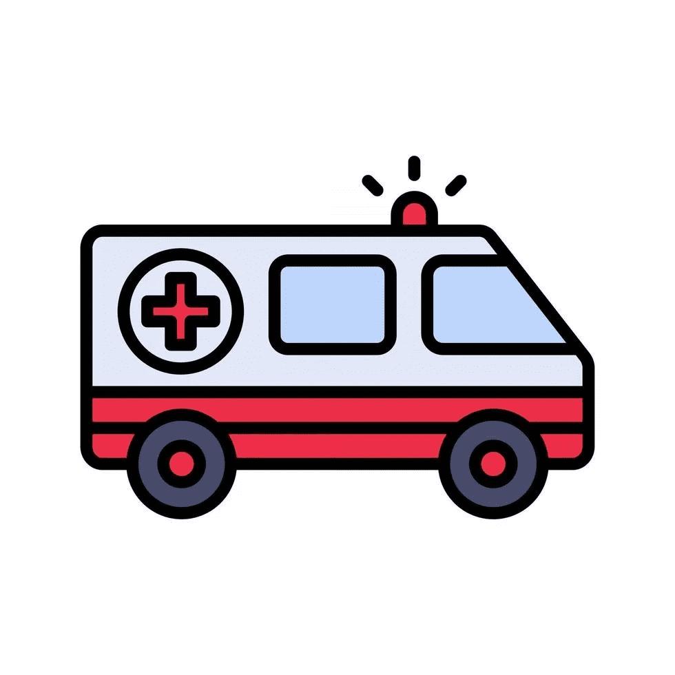 Ambulance clipart png 2