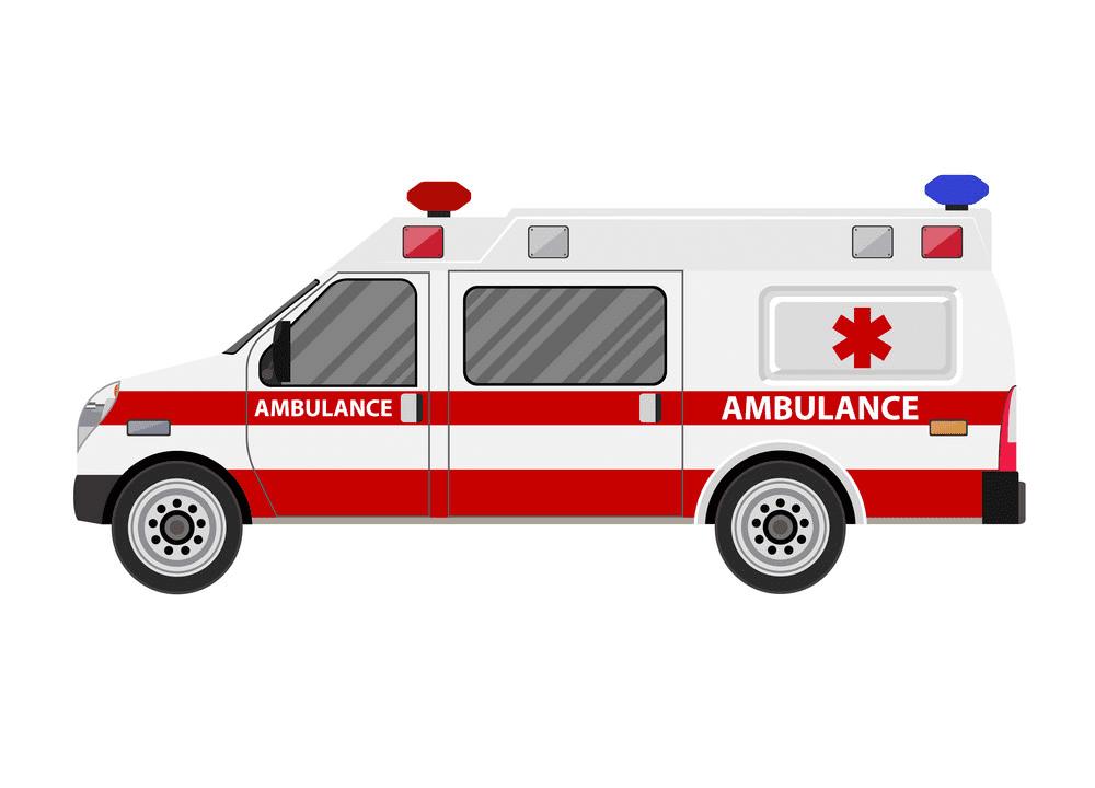 Ambulance clipart png free