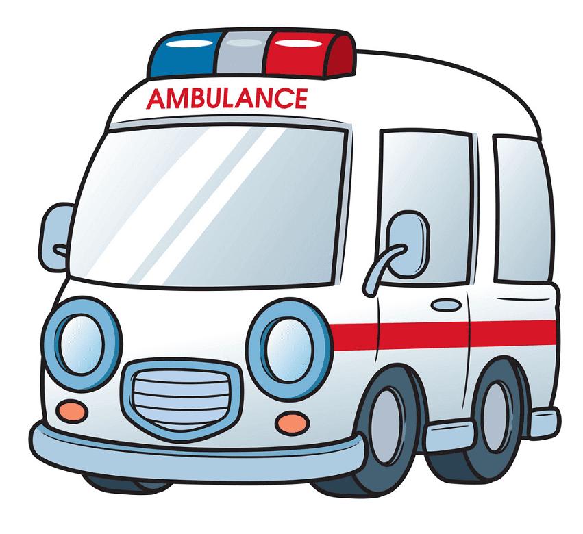 Ambulance clipart png