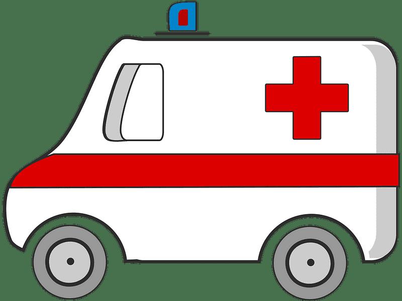 Ambulance clipart transparent 10