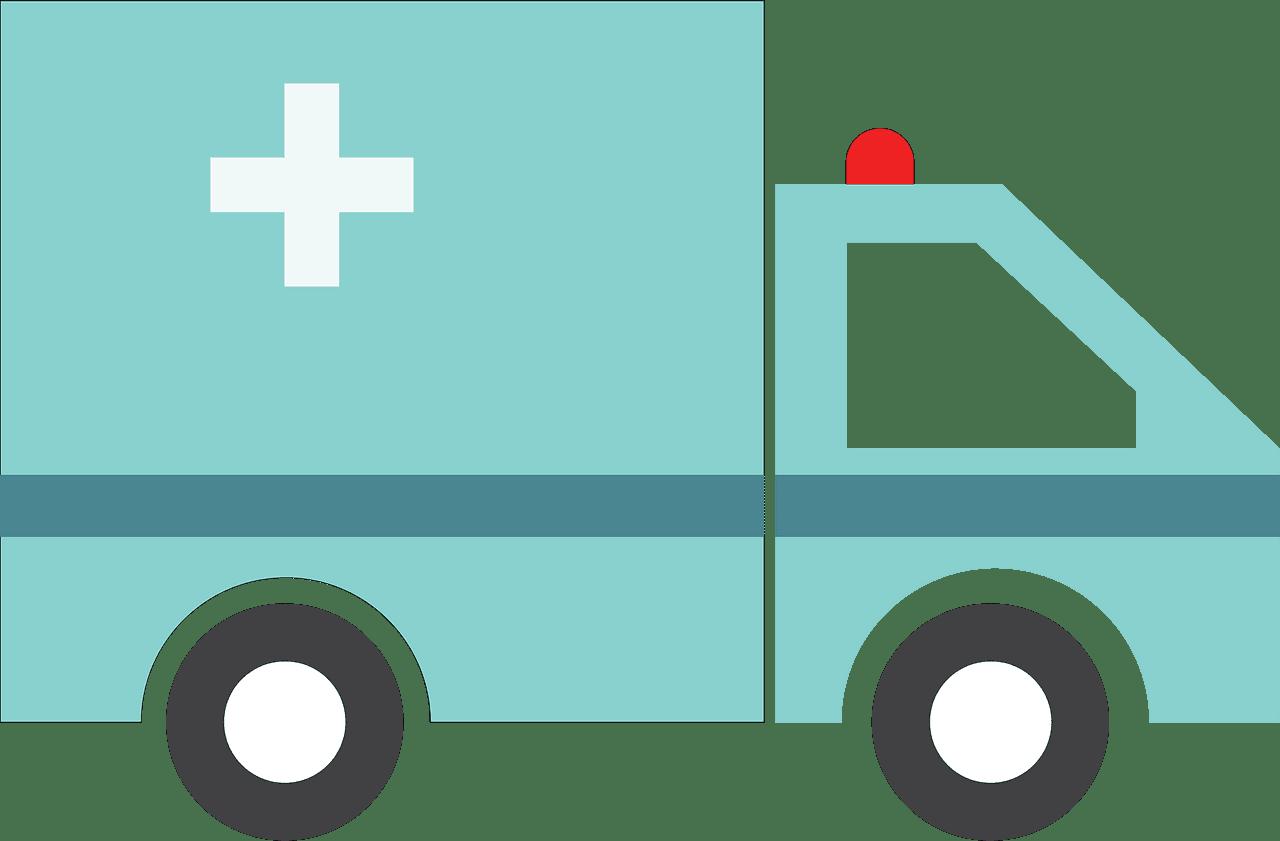 Ambulance clipart transparent 15