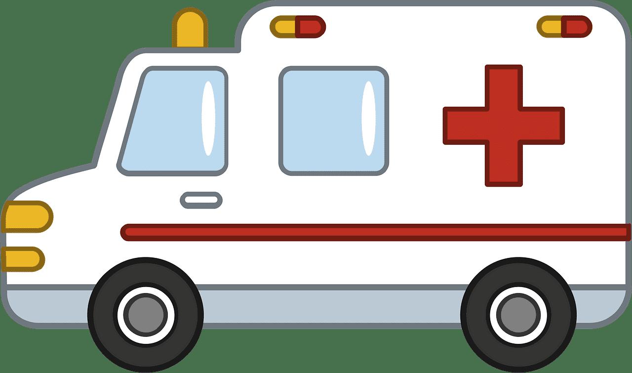 Ambulance clipart transparent download