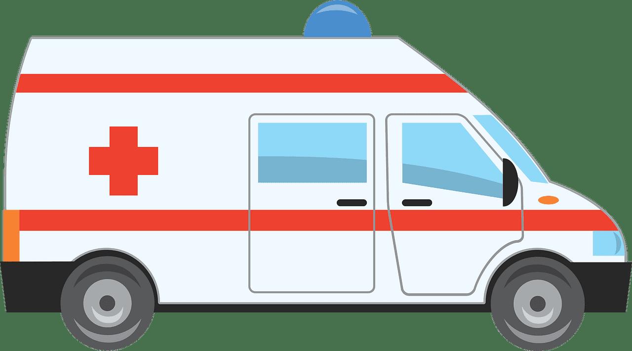 Ambulance clipart transparent picture