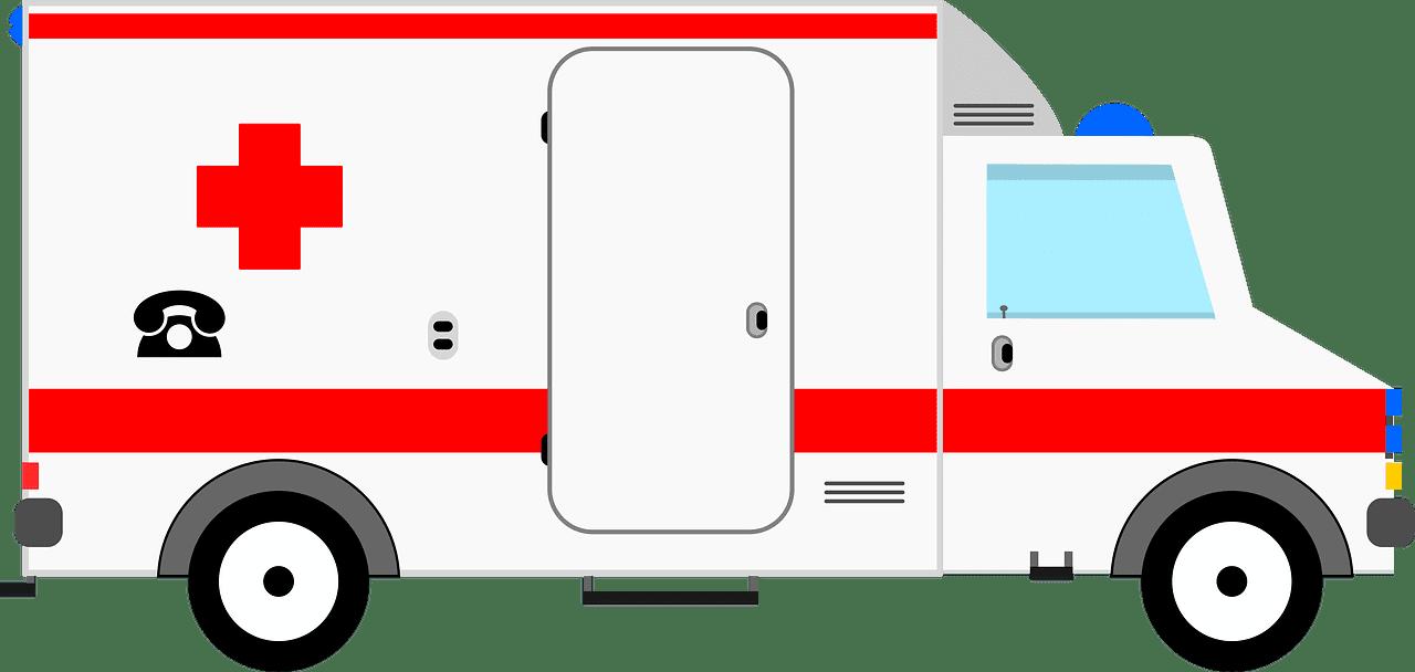 Ambulance clipart transparent png