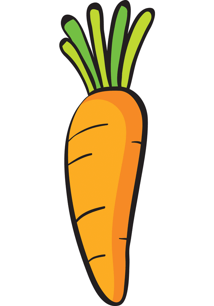 Carrot clipart download