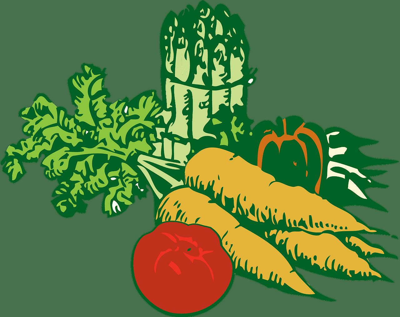 Carrots clipart transparent download