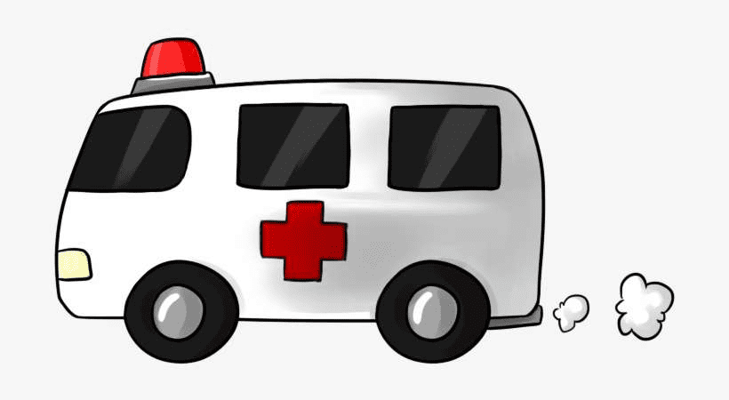 Free Ambulance clipart download