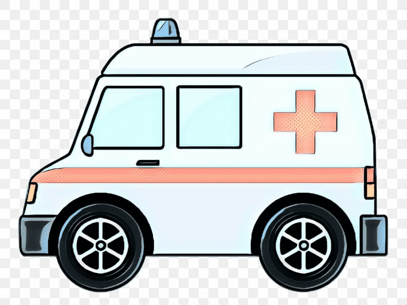 Free Ambulance clipart for kid