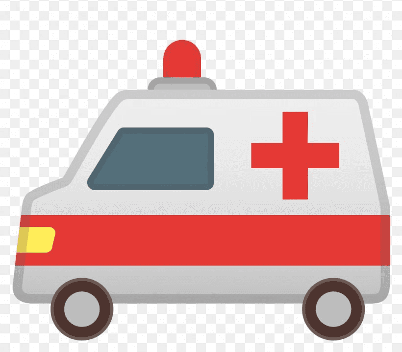Free Ambulance clipart for kids