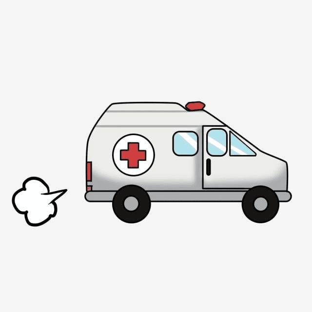 Free Ambulance clipart