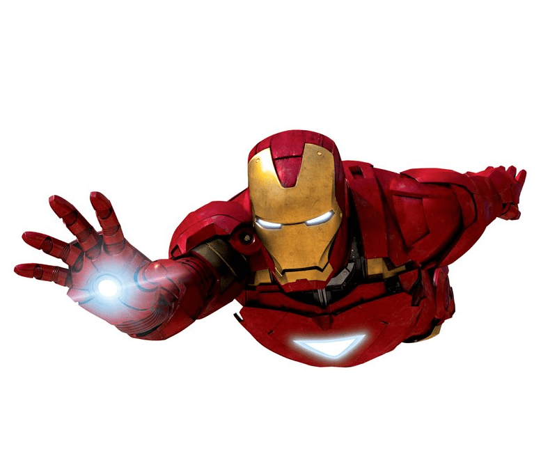 Free Iron Man clipart images