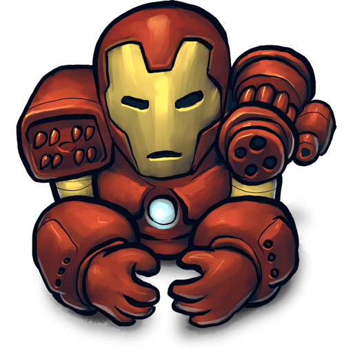 Free Iron Man clipart png download
