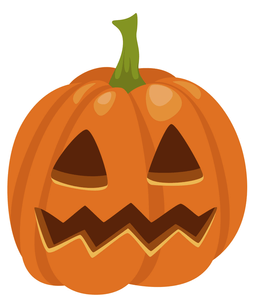 Free Jack O Lantern clipart picture