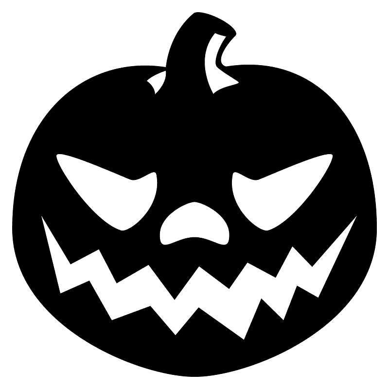 Free Jack O Lantern clipart png for kids