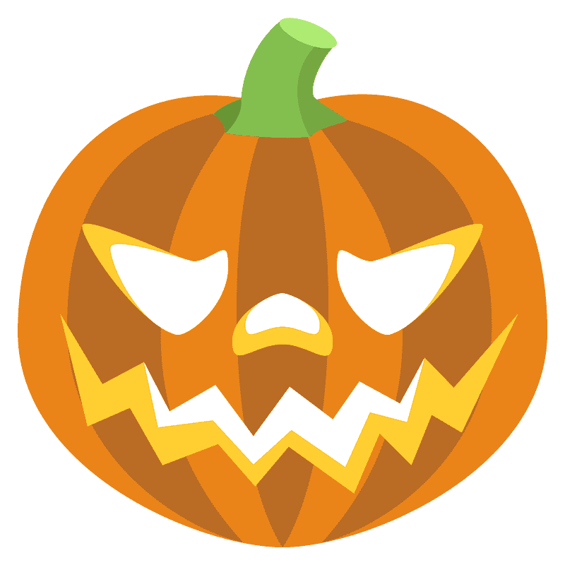 Free Jack O Lantern clipart png picture