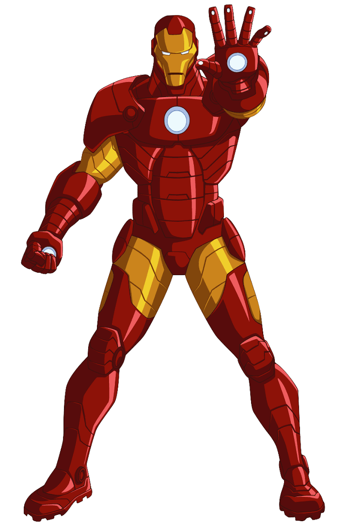 Iron Man clipart 2