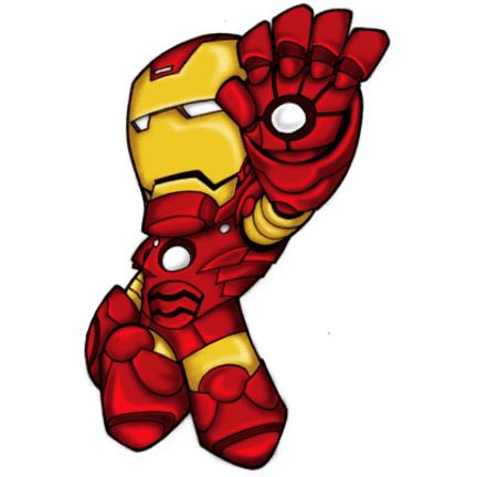 Iron Man clipart 4