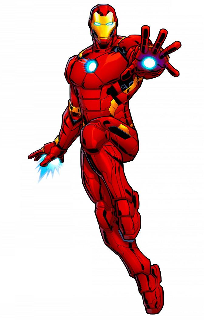Iron Man clipart 6