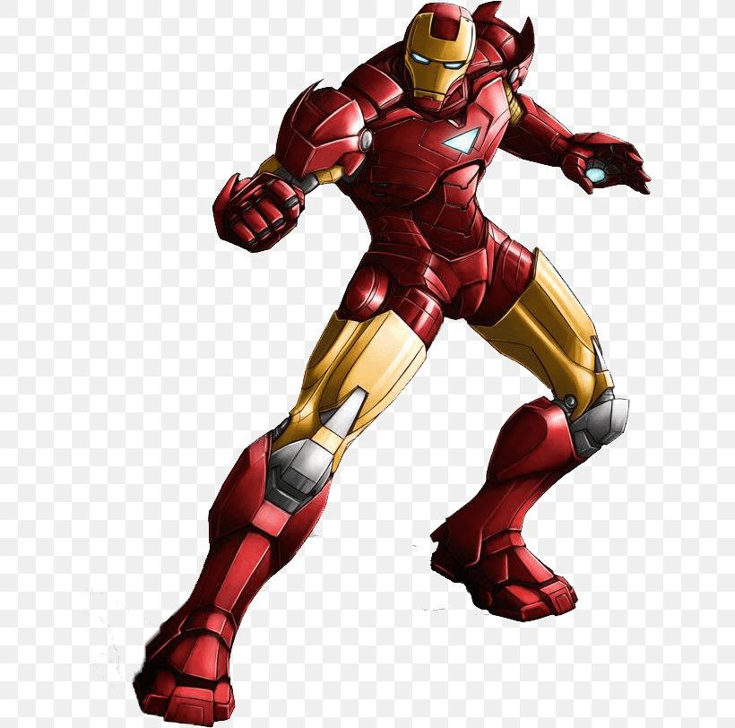 Iron Man clipart 7