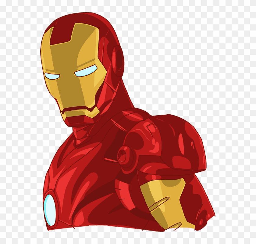 Iron Man clipart 9